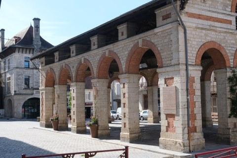 Halle du centre-ville de Gramat