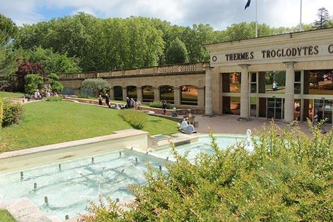 Les Thermes de Greoux-les-Bains