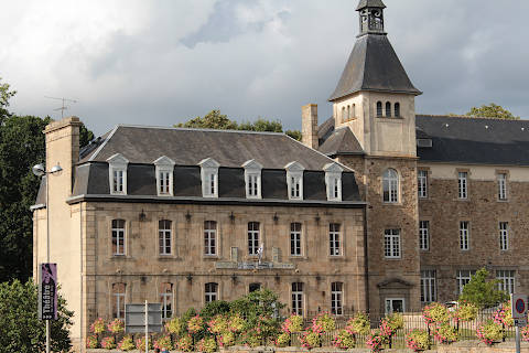 Town Hall in Guingamp
