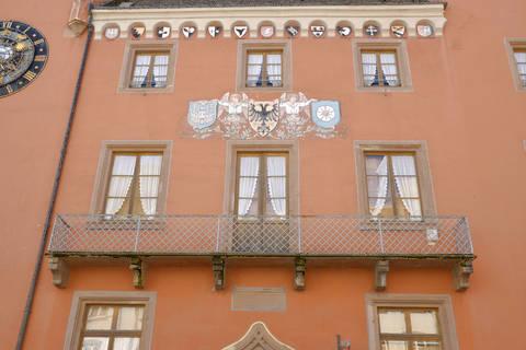 Maison de la Chancellerie, aujourd'hui Musée d'Alsace, à Haguenau