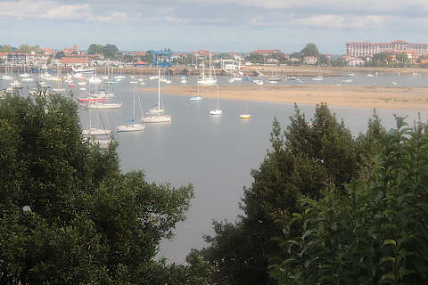 Hendaye France Map.Hendaye France Travel And Tourism Attractions And Sightseeing And