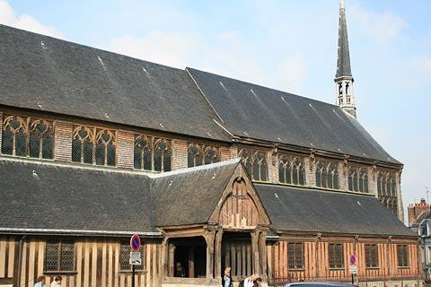Eglise de Sainte Catherine, Honfleur