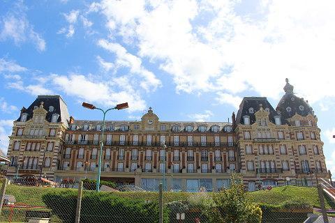 Grand Hotel à Houlgate