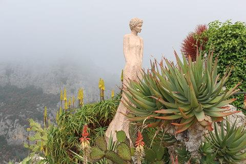 The Exotic Garden of Eze, France set in the stunning village of Eze