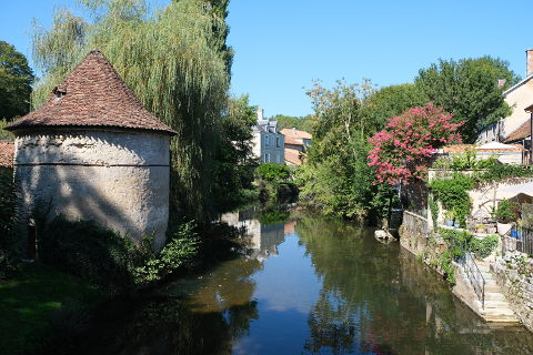 Javerlac et la Chapelle Saint Robert