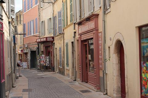 La Ciotat France travel and tourism attractions and sightseeing