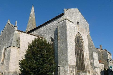 Eglise Collegiale de La Rochefoucauld