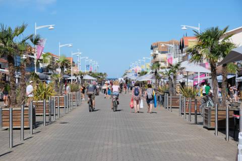 magasins de Lacanau Ocean