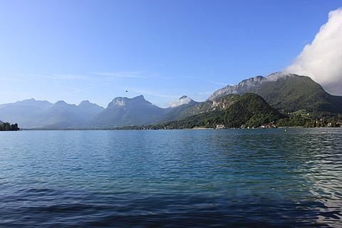 Lake Annecy France travel and tourism attractions and sightseeing