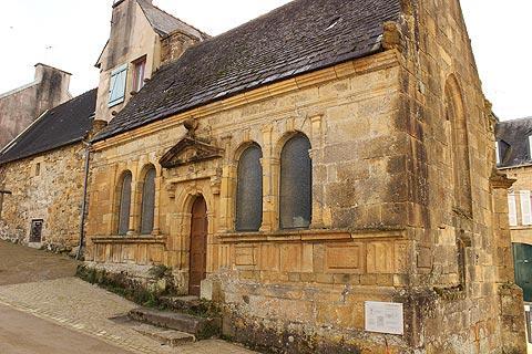 Ossuaire de l'église de Saint-Thomas Becket de Canterbury
