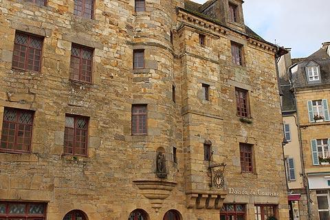 Maison de la Duchesse Anne: office de tourisme à Landerneau
