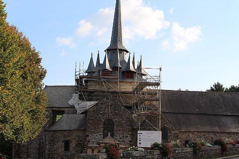 Sainte Agathe chapel, Langon