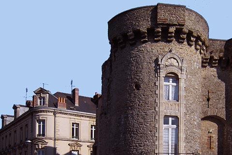 Porte Beucheresse in Laval