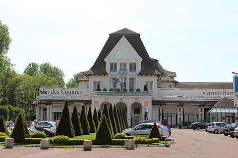 Palais des Congres et Casino, Le Touquet