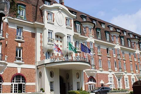 Westminster Hotel, Le Touquet