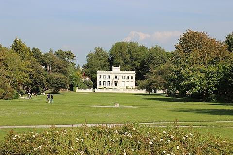 Jardin d'Ypres