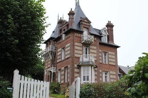 Villa à Les Petites Dalles