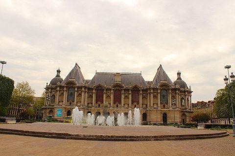 Palais des Beaux Artes, Lille