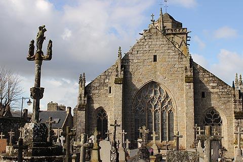 Église de Saint Ronan