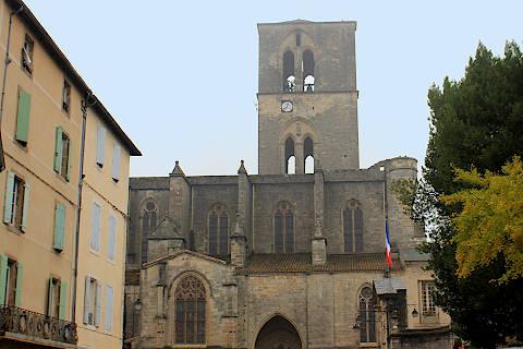 Cathèdrale de Lodève