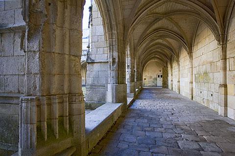 cloîtres de la cathédrale de Luçon