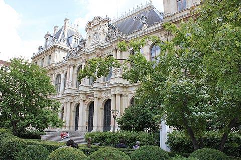Palais du Commerce à Lyon