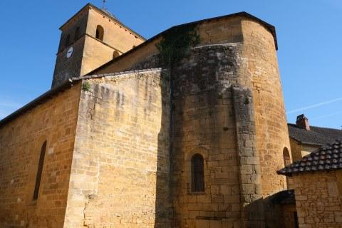 Église Saint-Vincent à Marminiac