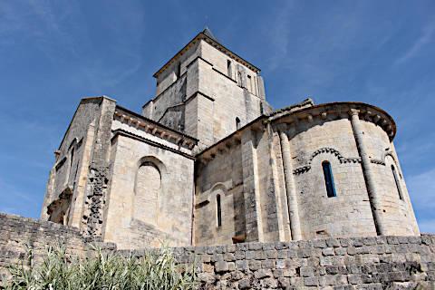 Église de Saint-Savinien à Melle