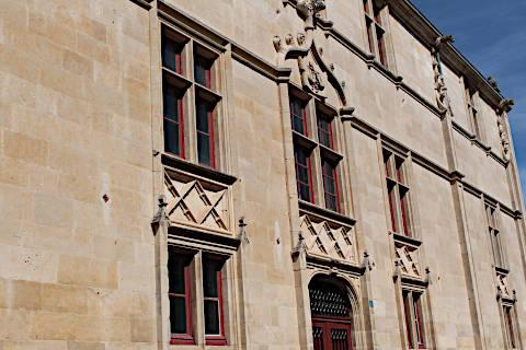 Hôtel de Menoc dans le centre-ville de Melle