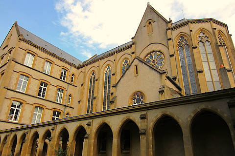 Convent of the Sacred Heart in Metz