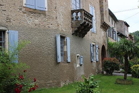 Murs et maisons fortifiés