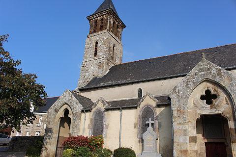 L'église de Mont Dot