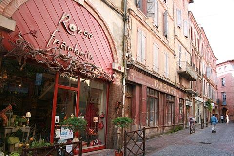cafe in Montauban