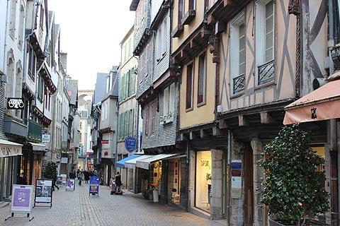 Grande Rue de Morlaix