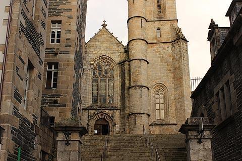 Eglise de Saint Melaine src=