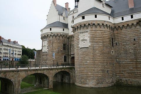 Château des Ducs à Nantes
