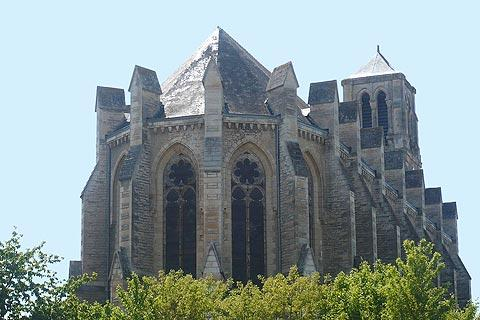 Eglise de Saint-Etienne à Niort