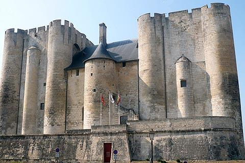 Niort France travel and tourism attractions and sightseeing and