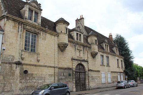 Le quartier du Pâty de Nogent-le-Rotrou