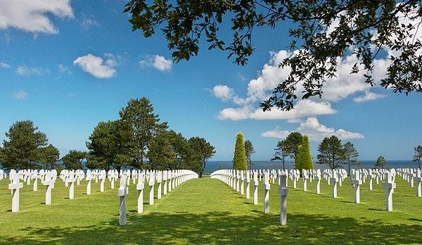 The American War Cemetery