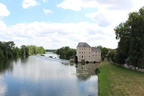 Moulin de Marcel Pagnol à Parcé sur Sarthe