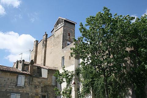 centre ville de Pauillac
