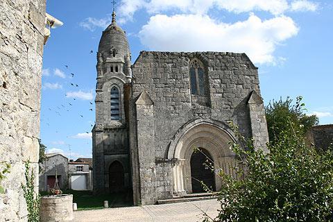 église de Pellegrue