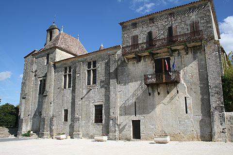 abbaye de Saint-Ferme