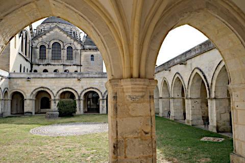 Cloître de la cathédrale de Périgueux