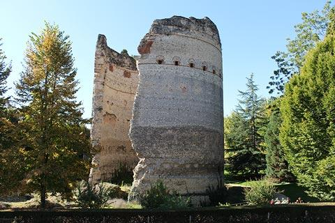 Roman tower in Perigueux