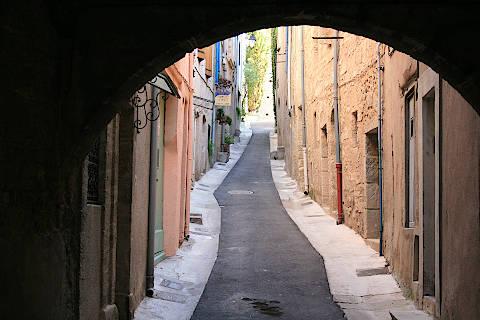 ruelle de Pézenas