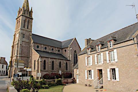Eglise de Plevenon
