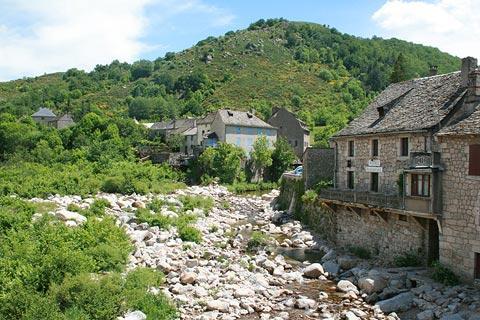 Le Pont-de-Montvert village