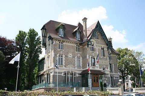 Mairie de Pornichet